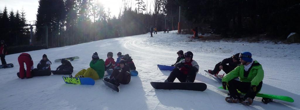 Snowboardlehrer und Hospitanten gesucht!