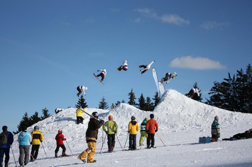 Geißkopf Snowpark Shaper und Epoxy Teamfahrer - Orth Wolfgang